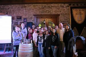 Degustacja win Folwark Stara Winiarnia wizyty zawodoznawcze