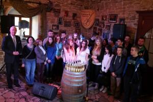 Zasady degustacji win Folwark Stara Winiarnia wizyty zawodoznawcze