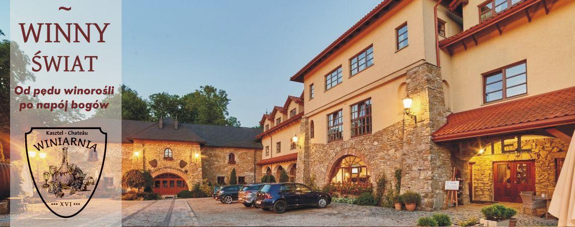 Folwark Stara Winiarnia: Hotel, Restauracja, Winiarnia