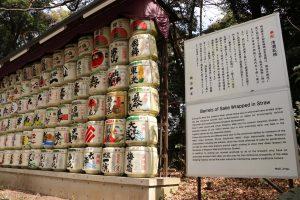 Sake - japoński tradycyjny alkohol z ryżu