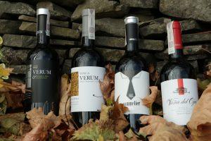 Nowe wina w Piwniczce - Hiszpania