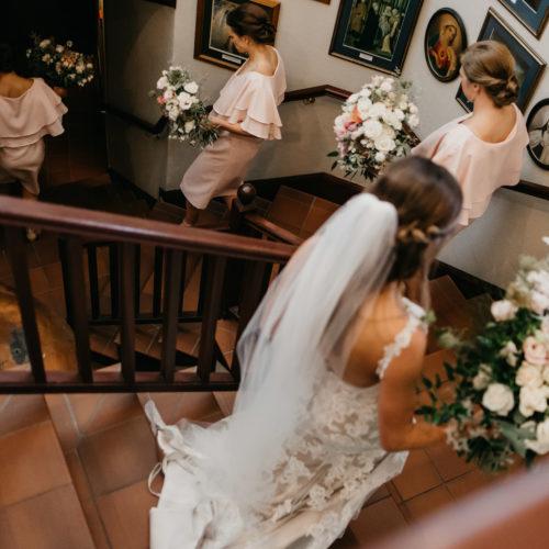 wesele w winiarni