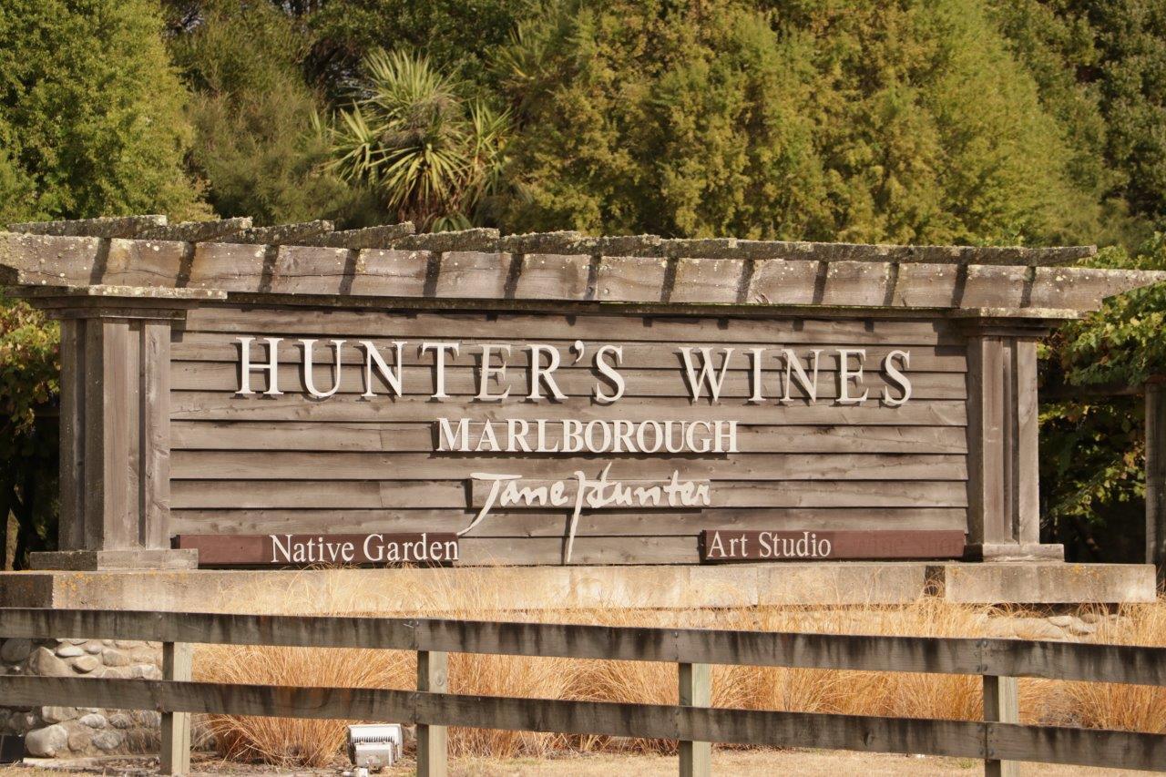 HUNTER`S WINES