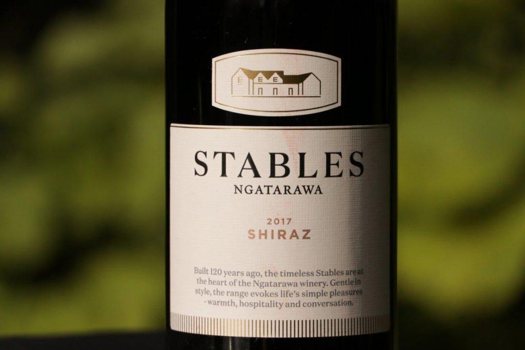 Stables Shiraz 2017 | Hawke's Bay