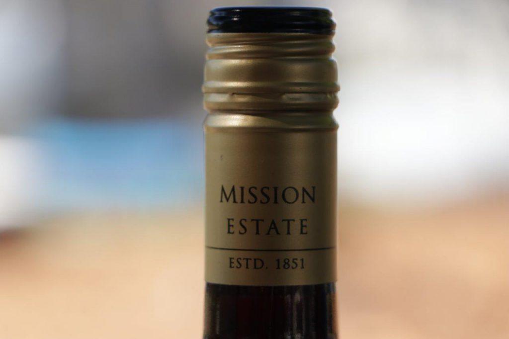 MISSION ESTATE WINERY 2016 HAWKE'S BAY Cabernet Sauvignon
