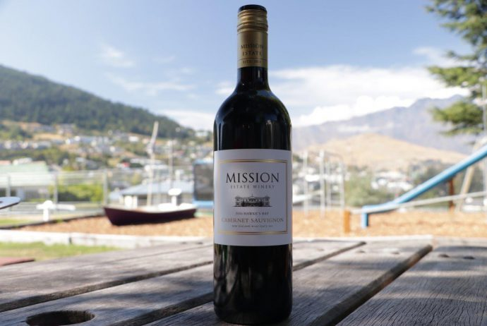 MISSION ESTATE WINERY 2016 HAWKE'S BAY Cabernet Sauvignon