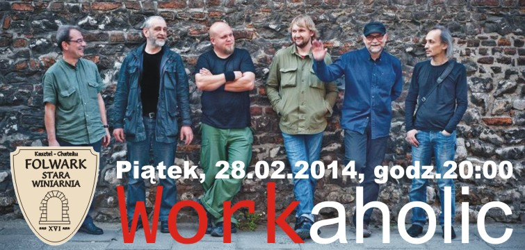 WORKAHOLIC 2014FBM