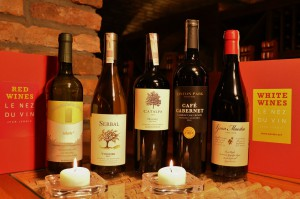Degustacja win