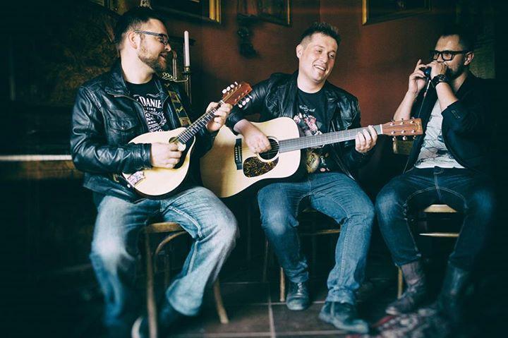 Drabina Jakuba Trio - koncert w Muzycznym Folwarku Mszana Dolna