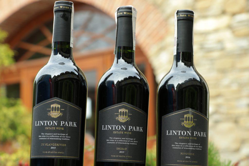 Wina z RPA Linton Park
