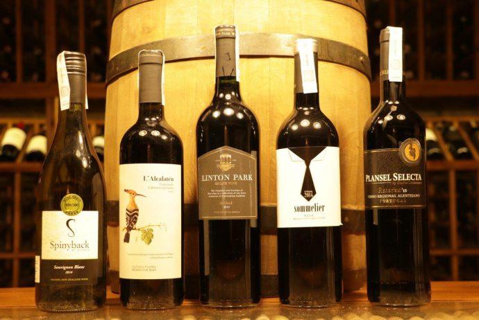 degustacja win na koniec karnawału