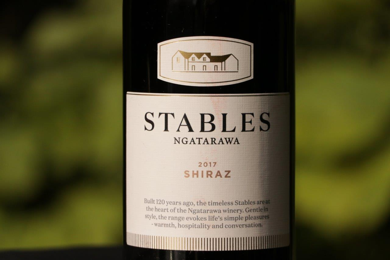 Stables Shiraz 2017 | Hawke's Bay