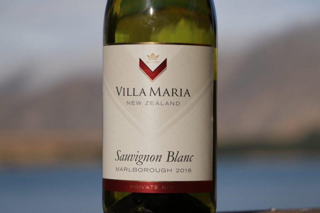 Villa Maria Sauvignon Blanc 2018 | Marlborough