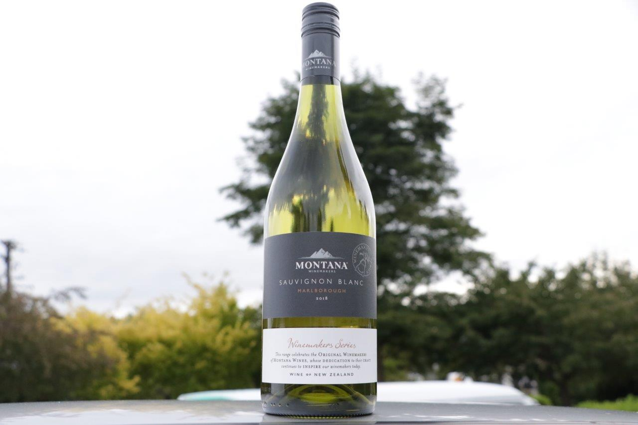 MONTANA Wines Marlborough Sauvignon Blanc 2018
