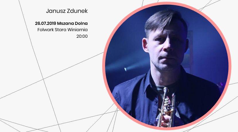 Janusz Zdunek w Muzycznym Folwarku Mszana Dolna
