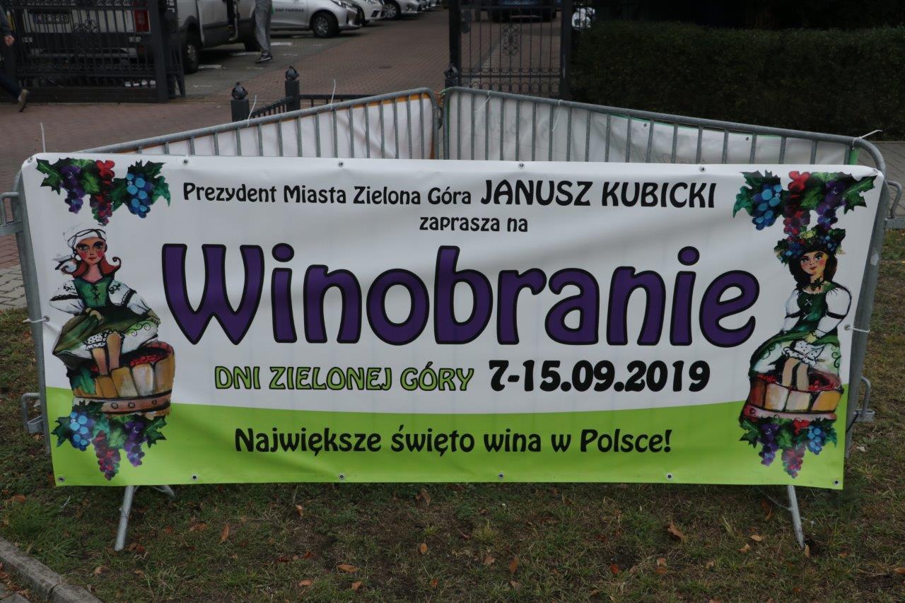 WINOBRANIE Zielona Góra 2019