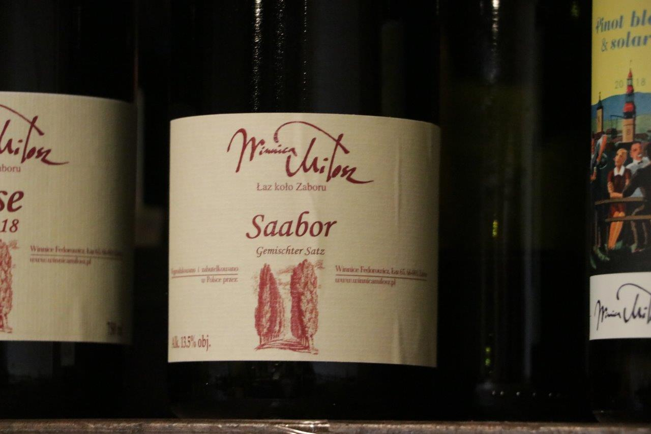 Winnica Miłosz Lubuski Szlak Wina i Miodu