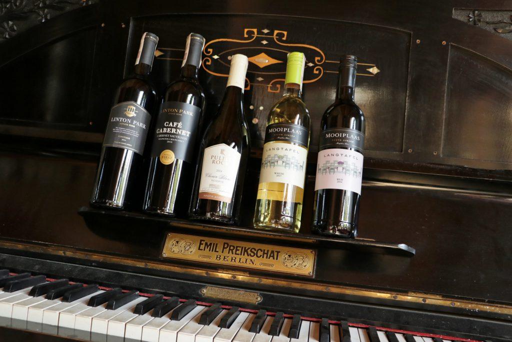 mikołajkowa degustacja win