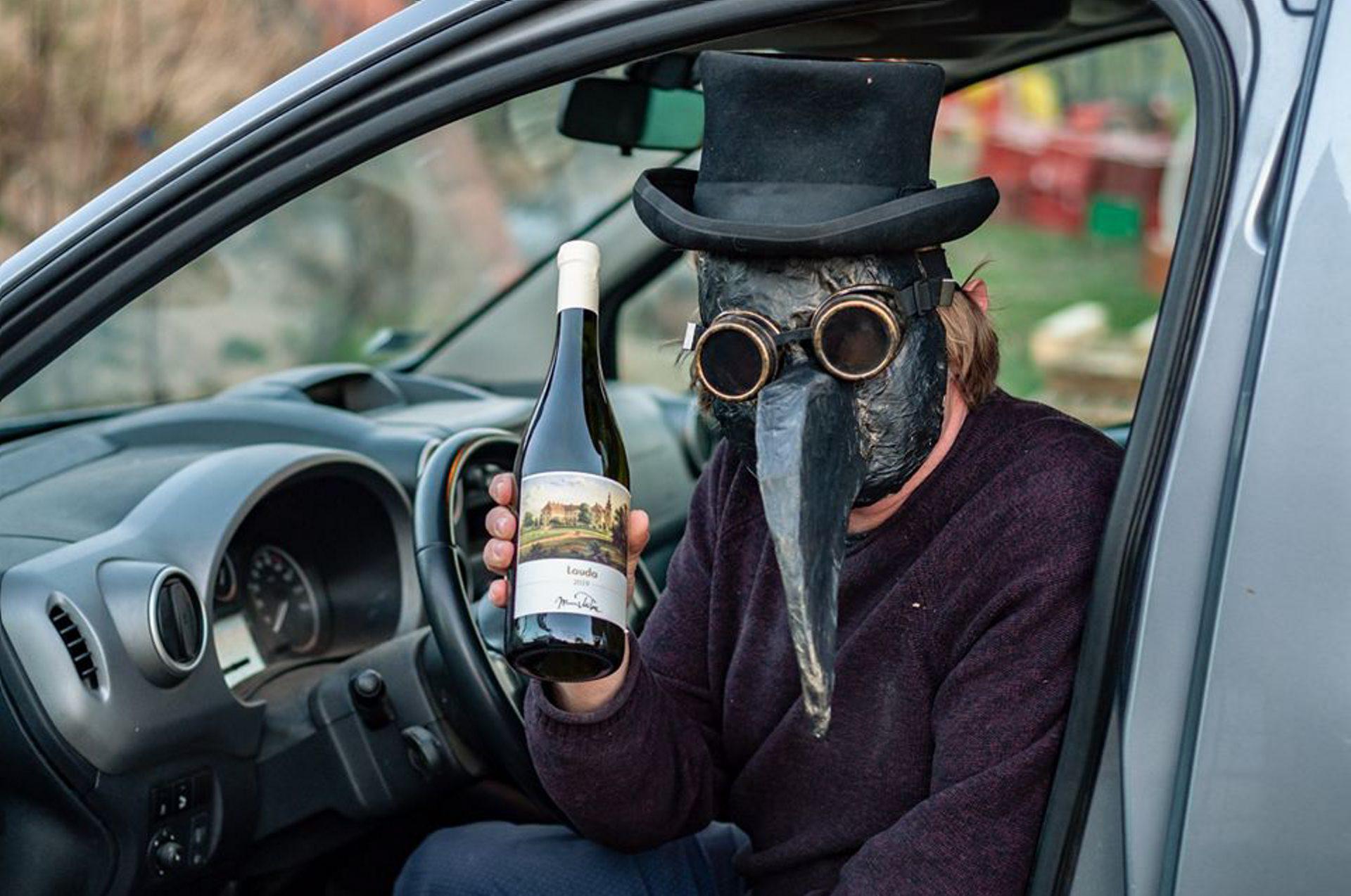 wino pandemiczne