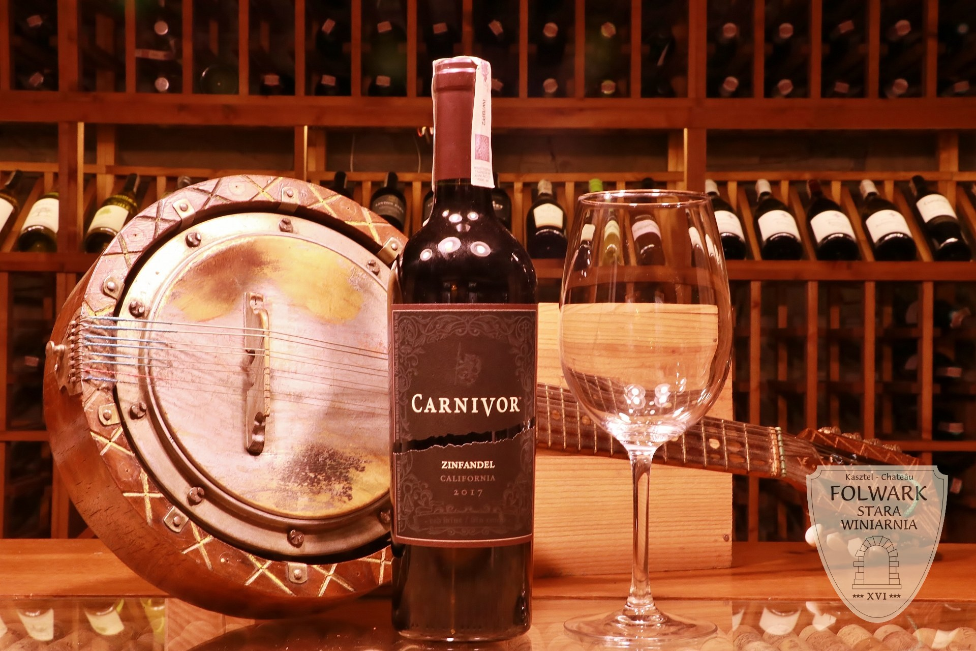 Carnivor Zinfandel Kalifornia