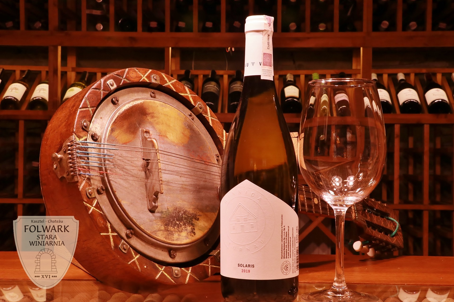 Solaris 2019 polskie wino