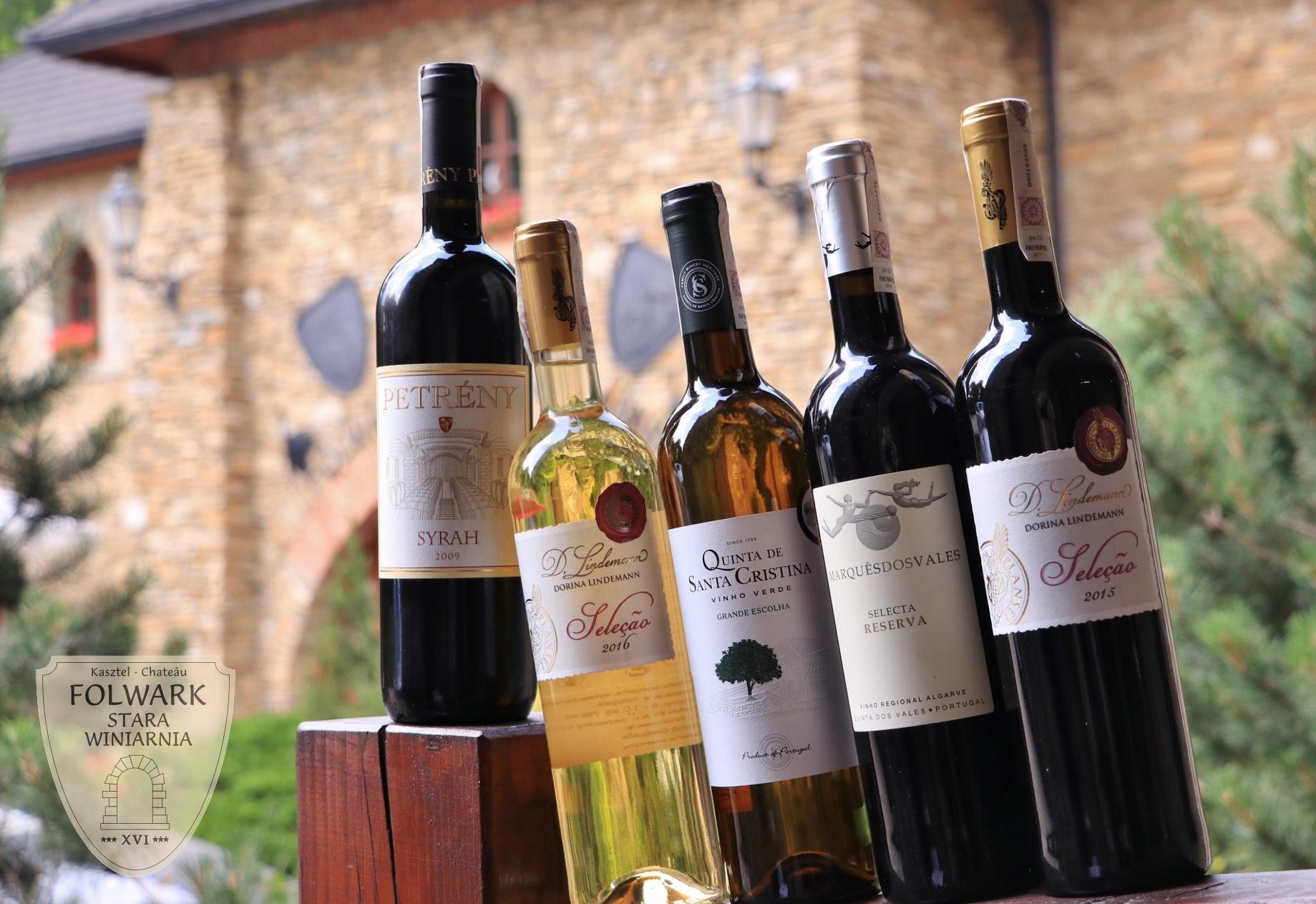 Degustacja win - Portugalia, Węgry